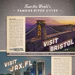 Jacksonville teaming up with Bristol tourism executives for joint campaign