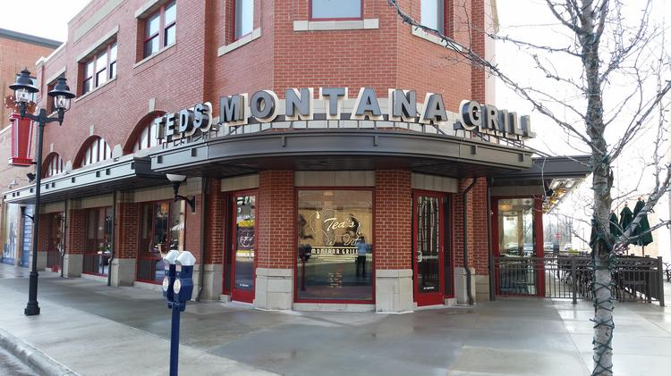Ted S Montana Grill Opened Its Third Area Restaurant At 4169 Worth Ave Easton Gateway