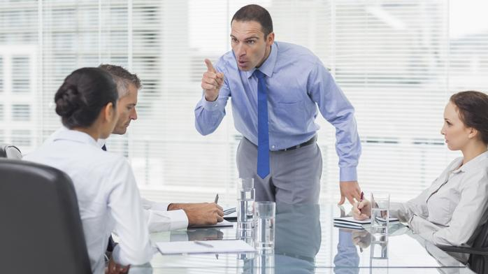 Leader Time: 5 questions to ask when dealing with an angry employee