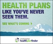 Another example of introductory web advertising to be launched the week of Aug. 19 by Washington Healthplanfinder, the health exchange scheduled to open Oct. 1.  These early ads are designed to begin raising awareness of the upcoming exchange.