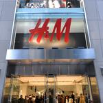 H&M slows store openings