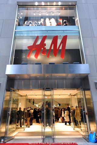 NY H&M