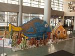 Here are this year's creative Canstruction sculptures: PHOTOS