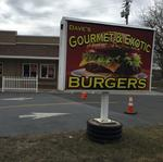 Restaurant will replace Dave's Gourmet and Exotic Burgers stand