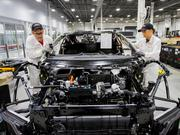 Honda is building the Acura NSX at its Performance Manufacturing Center in Marysville.