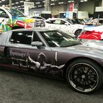 Columbus Auto Show returns with high-end cars – and a possible 1st round NFL draft pick