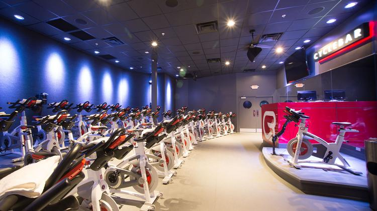 cyclebar franchise costs