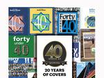 20 years of DBJ's 40 under 40 covers and past winners (slideshow)