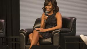 Michelle Obama to return to Austin as guest of social media software maker