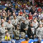 Dayton's airmen out front at the First Four