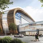 Milwaukee Bucks arena, practice facility and parking structure designs advance