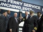 De Blasio taps Hornblower to run new East River ferry service