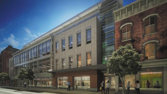 EXCLUSIVE: Empower selects CRE firm to fill top floor of OTR headquarters
