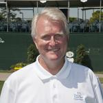 Golf chief uses sport to tee up change