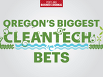 Here are Oregon's 24 largest bets on cleantech