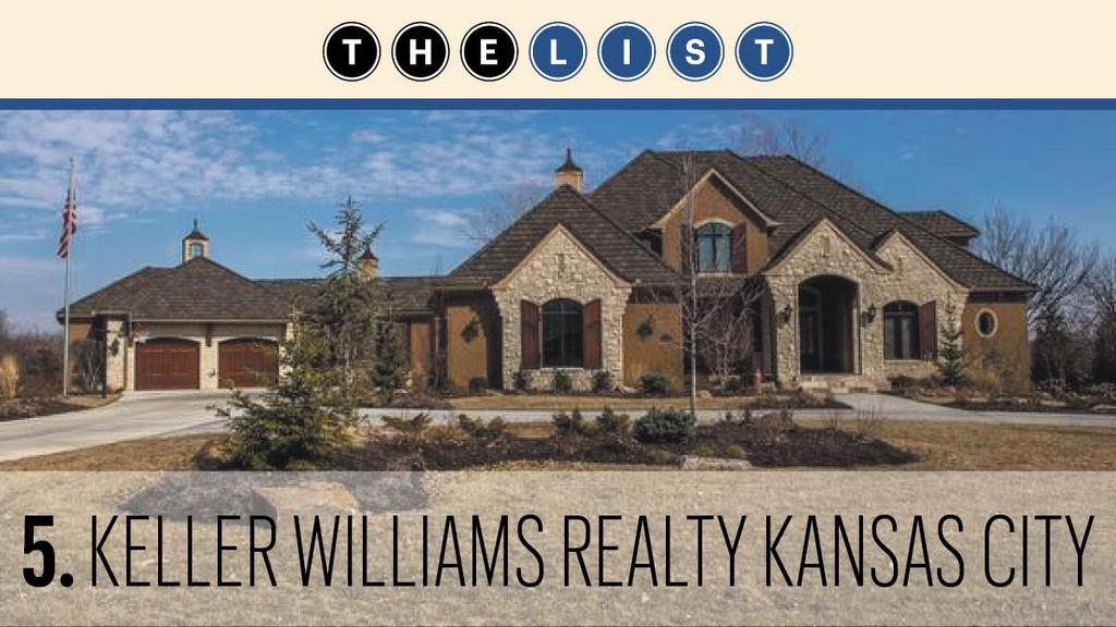 Kansas Cityu0027s Top Residential Real Estate Firms   Kansas City Business  Journal