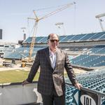 How the Jaguars are using the amphitheater project to stay competitive