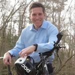 <strong>Kaufman</strong> takes running, biking to the extreme