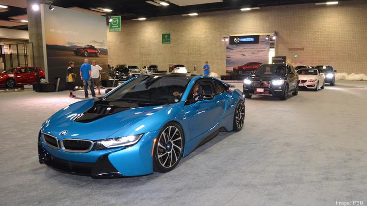 Behind The Scenes At The First Hawaiian International Auto Show - Auto car show convention center