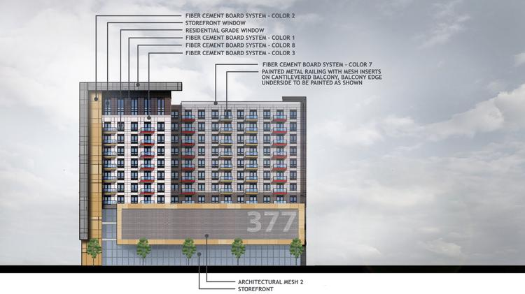 Kaplan Residential plans 'game-changer' for downtown