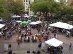 Hemming Park to host barbecue festival during Florida-Georgia