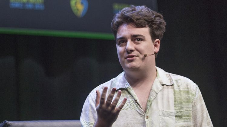 Oculus co-founder Palmer Luckey was forced out of Facebook