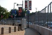 The Grand Prix of Baltimore zips around Oriole Park at Camden Yards and onto Pratt Street.