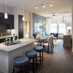 Houston apartment vacancies tick up amid oil slump