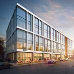 Irgens proposes five-story 3rd Ward office building