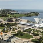 Milwaukee Art Museum's O'Donnell Park takeover could be completed in June