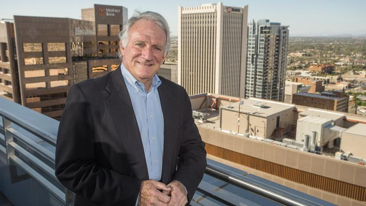 Ed Zito To Retire After 15 Years As President Of Alliance Bank Of
