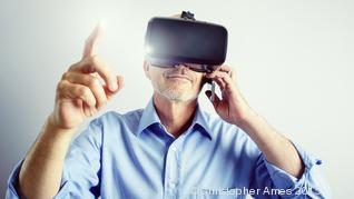 How interested are you in buying virtual-reality technology for your personal use?