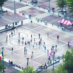 Centennial Olympic Park receives Downtown Economic Impact Award