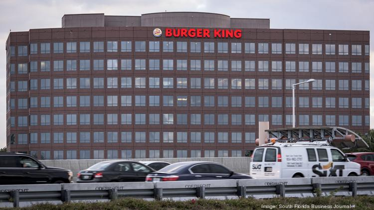 Burger King Popeyes Owner Aims For 40 000 Restaurants