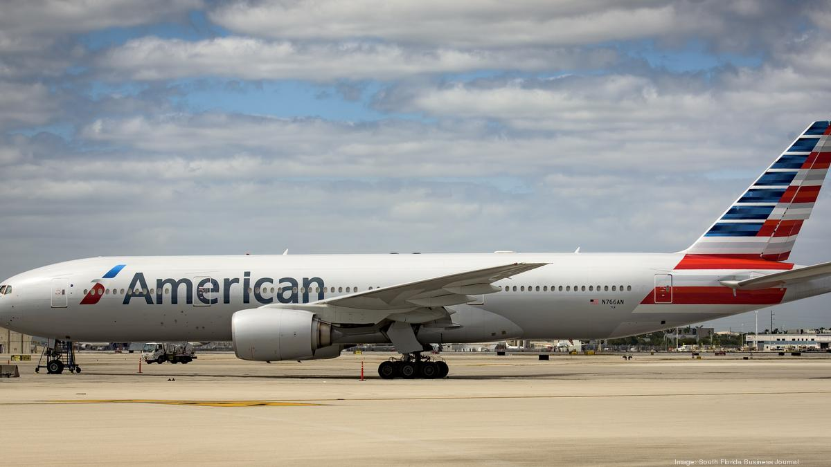 Update American Airlines Cancels Flights From Miami As