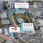 Key Downtown Redwood City site for sale as officials consider tweaks to downtown plan