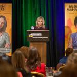 9/11 survivor's story highlights UWM Women Leaders Conference: Slideshow