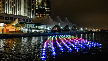 Are you planning on going to Light City?