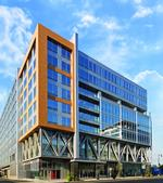 Monument Realty seeking buyers for Navy Yard building