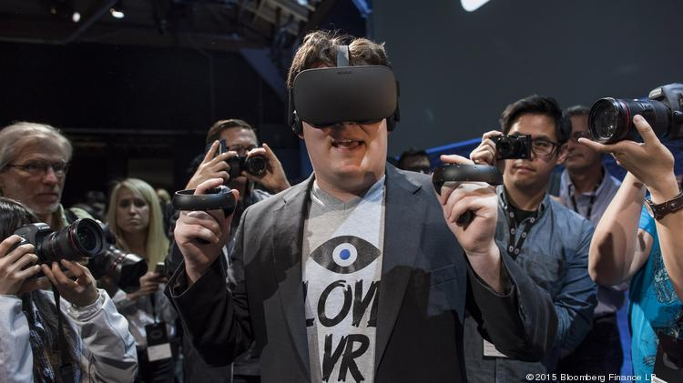 Oculus co-founder Palmer Luckey: I couldn't be myself at
