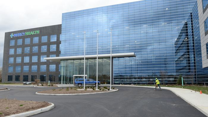EXCLUSIVE: Mercy Health's new headquarters sold for $86 million