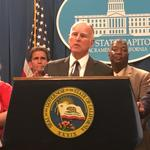 Governor sends blunt message to business groups over $15 minimum-wage deal