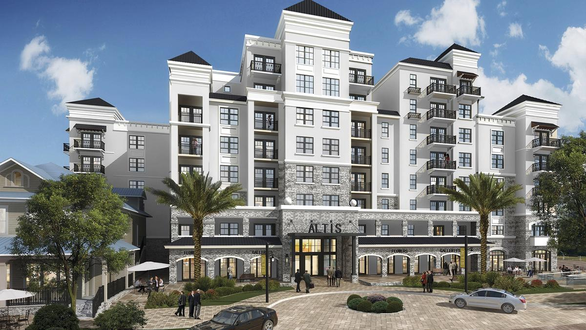 Altman Cos. Closes On Land For Apartments Near Oxford Exchange   Tampa Bay  Business Journal