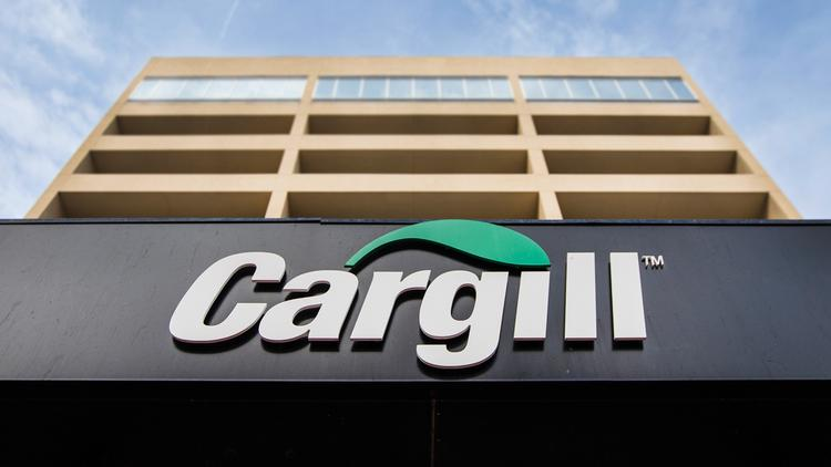 Cargill Wichita headquarters building at 151 N Main St. in downtown Wichita.
