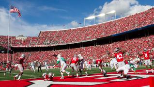 Would rainstorms keep you from attending the Spring Game?