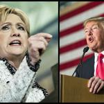 Voters favor Trump on taxes, Clinton on immigration (and other news from <strong>Washington</strong> today)