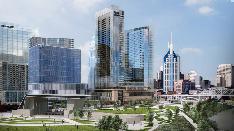 Second Use Seattle >> First look: Developer pursues 40-story skyscraper in SoBro - Nashville Business Journal