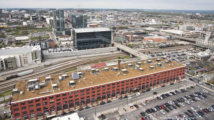 Cummins Station owner proposes four towers by Gulch bridge