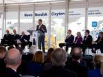 Novo Nordisk plans $65M expansion in Johnston County
