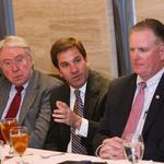 Legal roundtable participants discuss the partner track: Who's on it, who's not